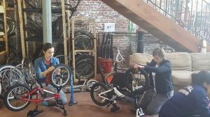Second Chance Bikes (Whelan)